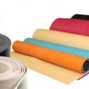 Fornecedor de lençol de borracha